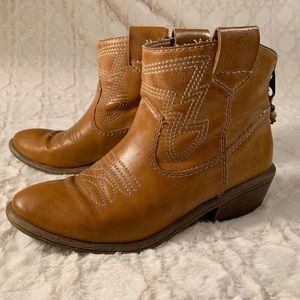 American Rag- Cowboy Ankle Boots (Booties)